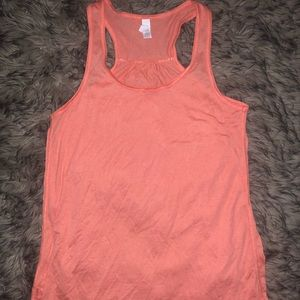 Bella and canvas tank top